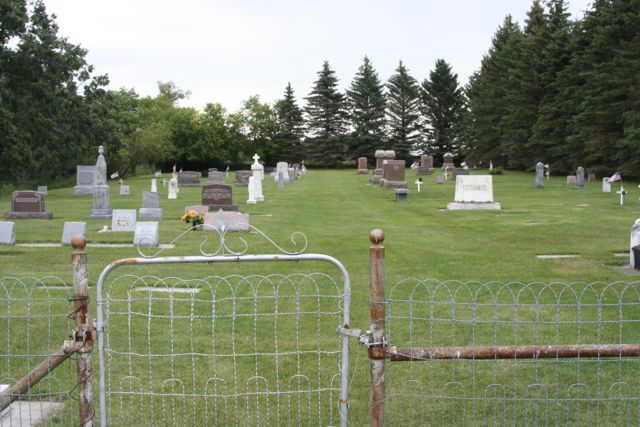 cemetery mountain nd