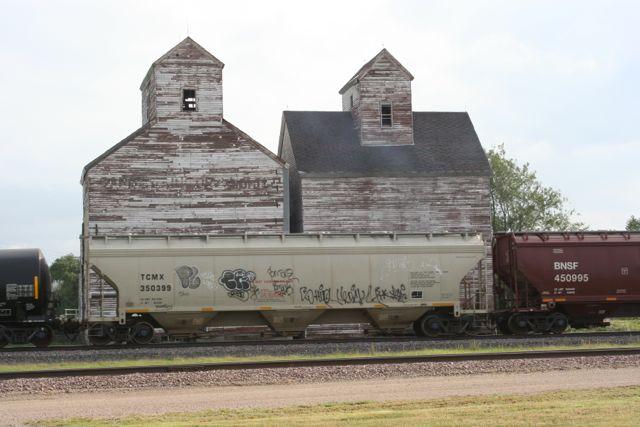granary train ardoch nd