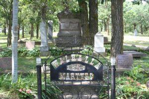 walhalla martyrs 1857
