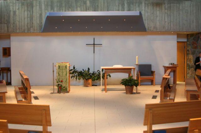 Sisters' chapel