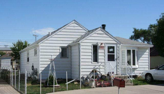 Joann's house williston