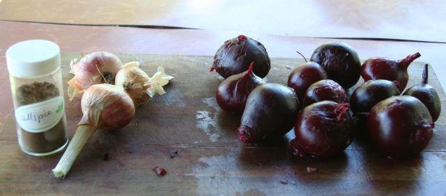 pickled beet ingredients