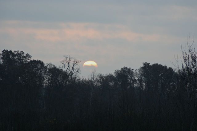 Sherburne Refuge 11-4-15 sunrise