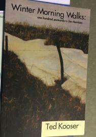 kooser winter walks cover