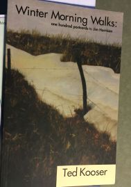 kooser winter walks cover